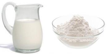 Pomiješajte mlijeko i sodu bikarbonu i dobićete savršeni preparat za njegu!