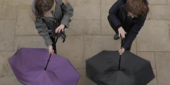 Revolucionarno: Novi dizajn kišobrana koji oduševljava!