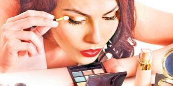 Kako se našminkati prema obliku očiju