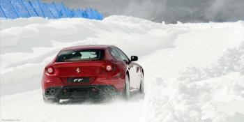 Kako treba da vozite kada je put prekriven snijegom