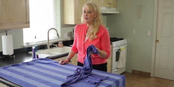 Kako da odjeću koja se skupila u pranju vratite u prvobitno stanje