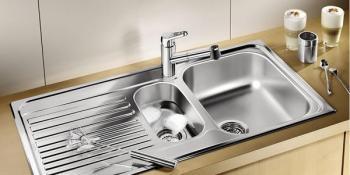 Ovo prirodno sredstvo rješava problem kamenca na slavinama i sudoperu!