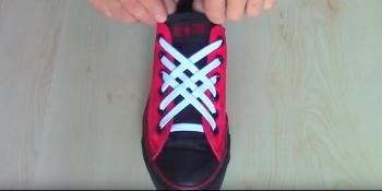 5 novih načina da vežete pertle (VIDEO)