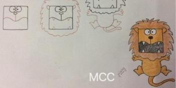 Od kvadrata do životinje - naučite vaše dijete da crta