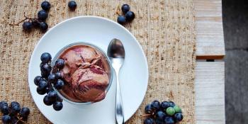 Zanimljivo: Evo zašto se ne pravi sladoled od grožđa!