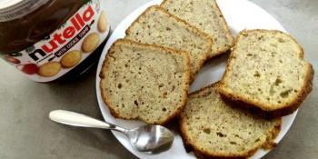 Neodoljivi hleb od banane