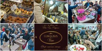 Čokolada i vino ovog vikenda u podgoričkoj Delti