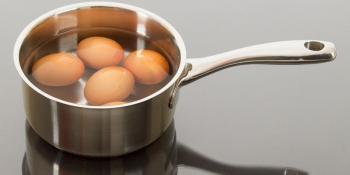Još malo o umjetnosti kuvanja jaja