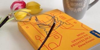 Preporuka za čitanje: Moja genijalna prijateljica -Elena Ferante