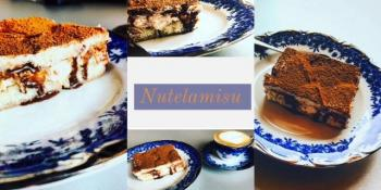 Hit ljetnji kolač: Nutelamisu