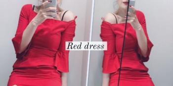 Zavodnica među haljinama: Crveno, volim te, crveno