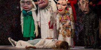 U Podgorici počeo Šesti međunarodni festival lutkarstva