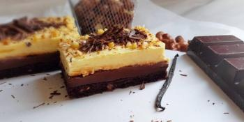 Nešto slatko by Katarina: Neodoljivi spoj lješnika, vanile i čokolade