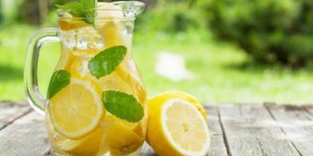 Detoks i osvježenje u čaši: Limunana