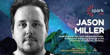 Direktor brend marketinga za EMEA region u Microsoftu posljednji Spark.me 2019 govornik