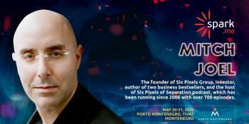 Mič Džoel, jedan od vodećih marketinških vizionara u Sjevernoj Americi, glavni govornik na Spark.me