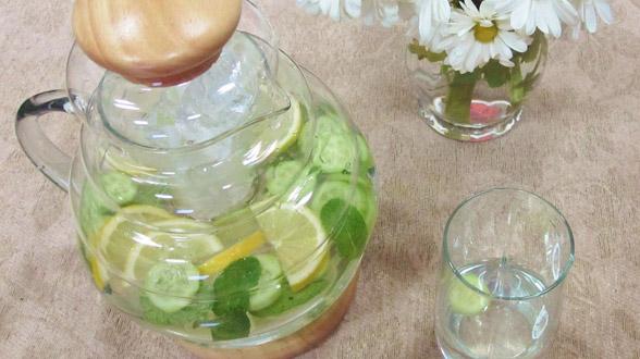 carobna voda za mrsavljenje
