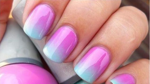 Как накрасить ногти шилак лаком в домашних условиях