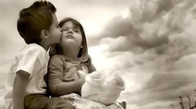 Что делать вожатому если дети целуются