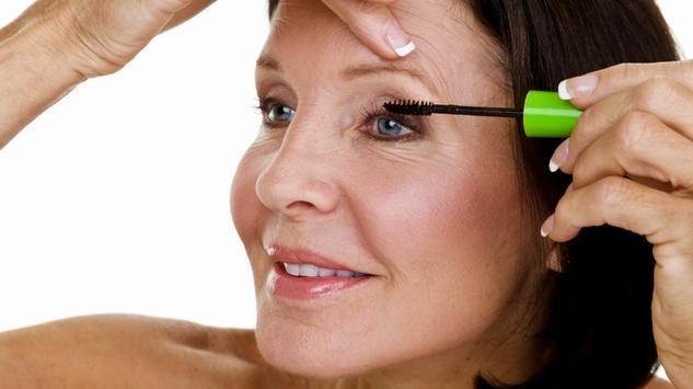 Tajne šminkanja za dame u zrelim godinama