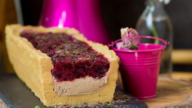 Plazma čoko–višnja tortica