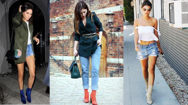 HIT ove jeseni: čarape-čizme