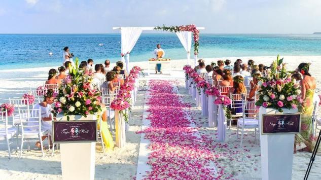 10 rajskih egzotičnih ostrva za vjenčanje iz snova