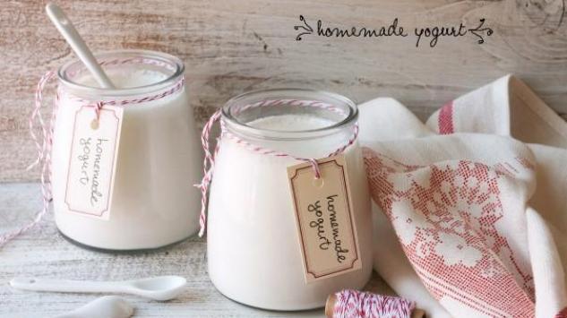 Jogurt u službi ljepote
