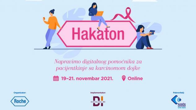 Prijavi se za hakaton za podršku pacijentkinjama sa karcinomom dojke