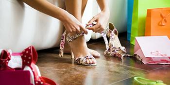Kako u kućnoj radinosti rastegnuti preuske i premale cipele