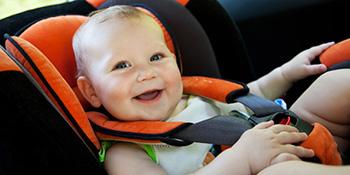 Djeca u automobilu – nikad van sjedista