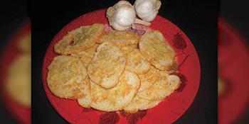 Brusketi sa sirom i maslinovim uljem