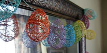 Končana dekorativna jaja