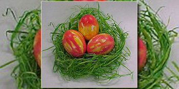 Užarena jaja