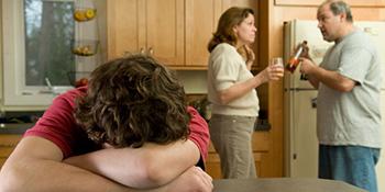 Alkoholizam i porodica