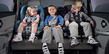 Većina vozača ne vozi djecu u autosjedištima