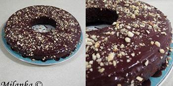 Čokoladni kuglof BROWNIE (na Milankin način)