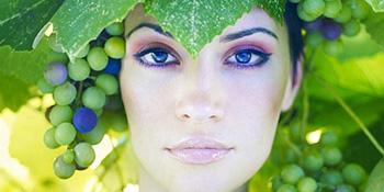 Za blistav ten u pomoć pozovite groždje!
