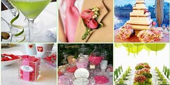 Kako koristiti boje na vjenčanju?