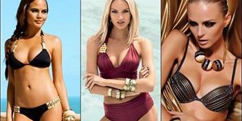 Kupaći kostimi - trendovi za sezonu 2013