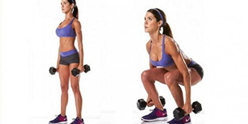 Squat: najbolja vježba za lijepu zadnjicu (video)