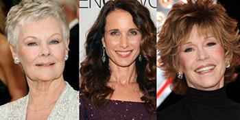 Moderne frizure za dame u zrelim godinama