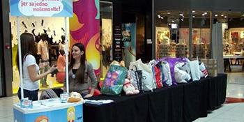 Za vikend akcija prikupljanja očuvane odjeće, obuće i škoskog pribora