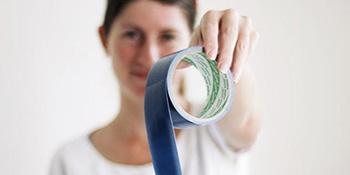 5 upotreba ljepljive trake koje će vam olakšati život