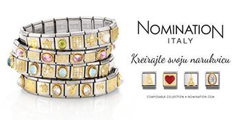 Nomination Italy – narukvica priča vašu priču