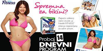 """Balansirana ishrana za spreman doček """"bikini sezone"""""""