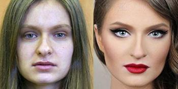 Pogledajte 27 fotografija koje demonstriraju moć šminke