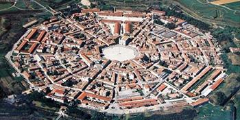 Nevjerovatna Palmanova: Grad-tvrđava u obliku zvijezde