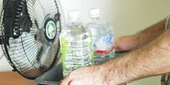 Jednostavan trik pomoću kojeg ćete rashladiti prostoriju i bez klime