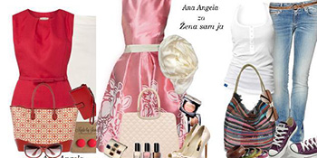 Modni kutak - Ana Angela za Žena Sam Ja